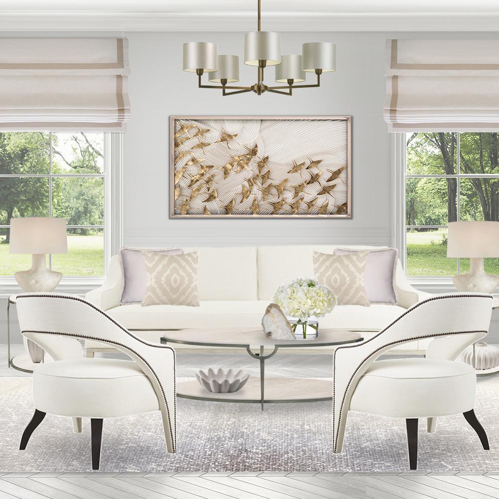 Mont blanc living room