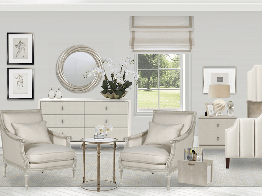Mont Blanc - Rose Narmani - Luxury Interior Design